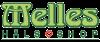 Melles hälsoshop logotyp